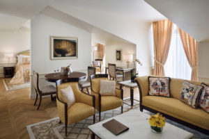 Grand Executive Suite - Living Area(2)