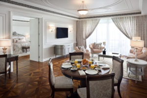 Grand Suite - Living and Dining area(2)
