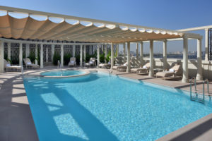 Imperial Suite Pool and Jacuzzi (2)