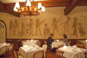 O restaurante Pennacchi