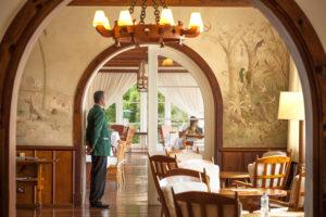 O restaurante Penncchi