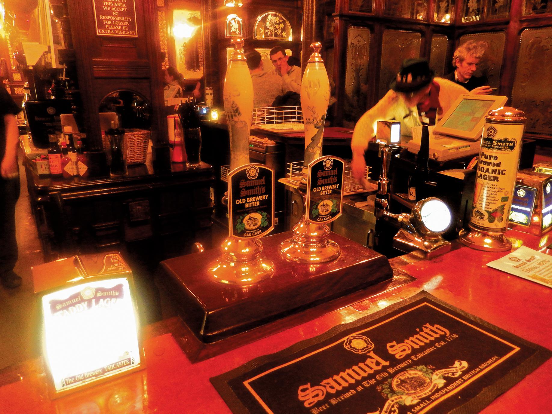 Os melhores pubs de Londres