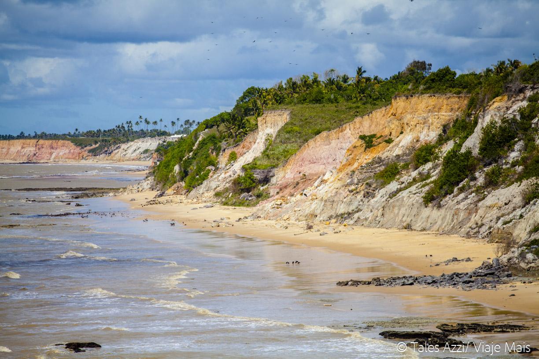 as melhores praias de prado