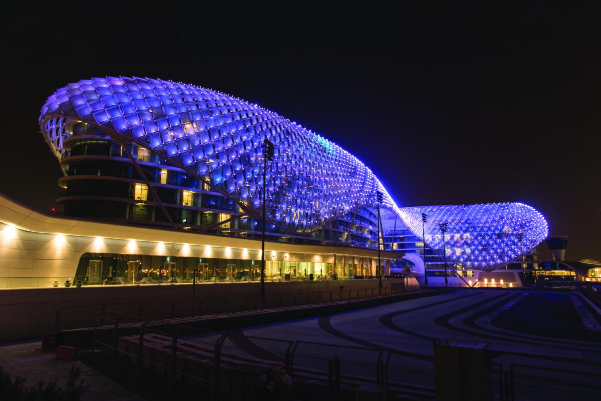 passeios em Abu Dhabi