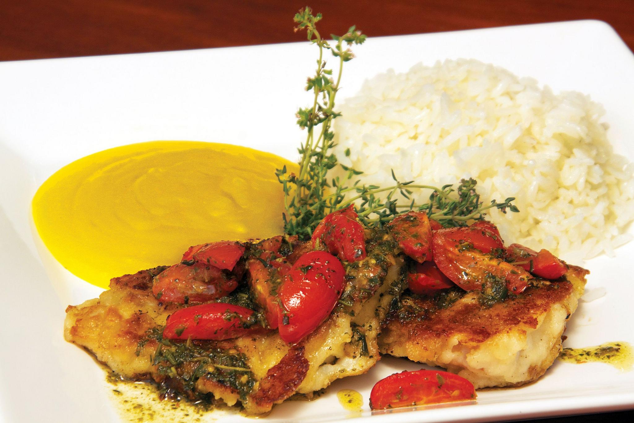 restaurante em Maresias - Porto Mare